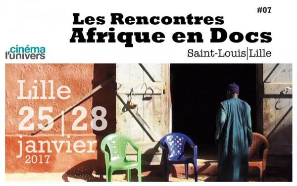 Les 7e Rencontres Afrique en docs 2017