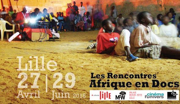 Les 8e Rencontres Afrique en docs 2018