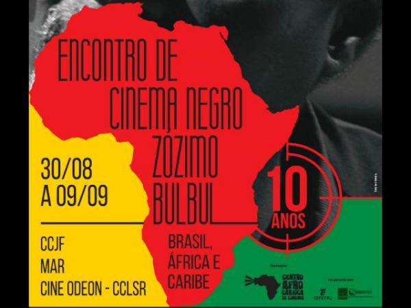 X Encontro de Cinema Negro Brasil África e Caribe Zózimo [...]