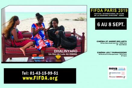 FIFDA 2019 - Festival International de Films de la Diaspora [...]
