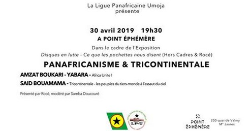 Panafricanisme & Tricontinentale