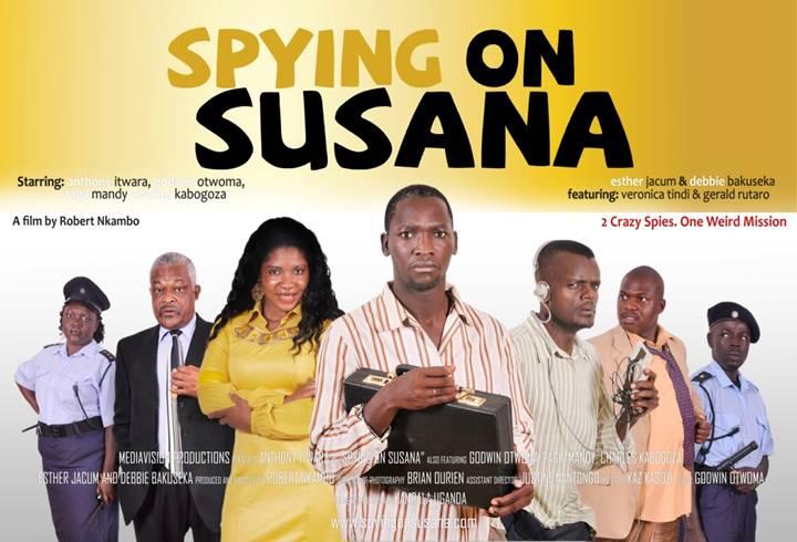 Spying on Susana