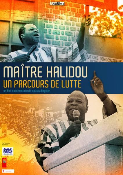 Maître Halidou, un parcours de lutte