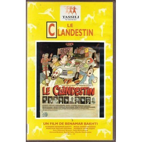 Clandestin (Le) [Réal: Benamar BAKHTI]