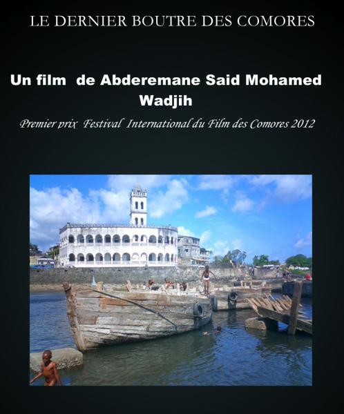 Dernier boutre des Comores (Le)
