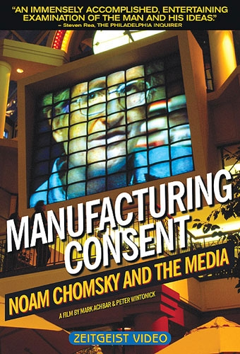 CHOMSKY, les medias et les illusions nécessaires [...]
