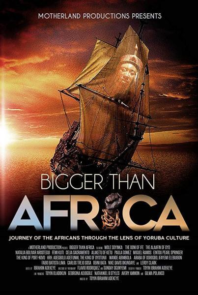 Bigger Than Africa