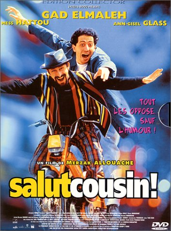 ALLOUACHE_Merzak_1996_Salut-Cousin_poster