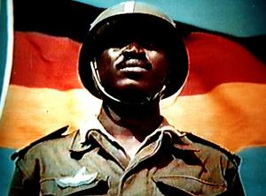 Schwarze Menschen und das Nazi-Regime : Befreien Sie Afrika [...]