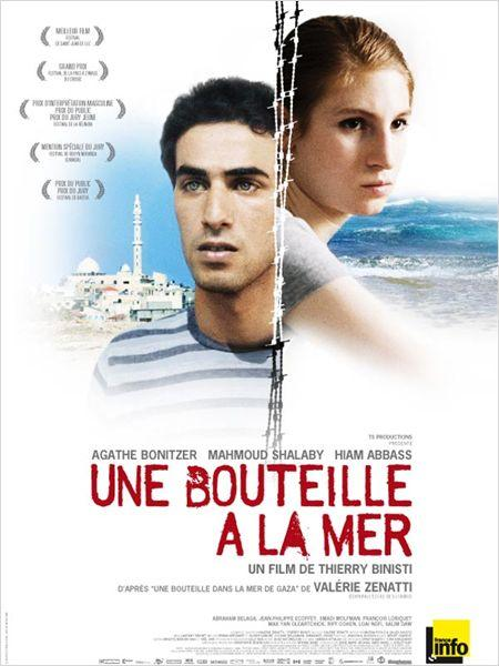 Une bouteille à la mer (Bottle in the Sea of Gaza)