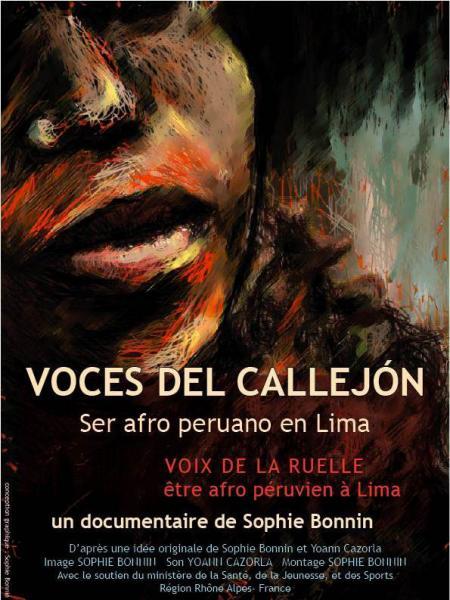 Voix de la ruelle. Être Afro Péruvien à Lima