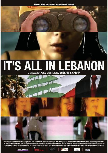 Tout ça et plus (It's all in Lebanon)