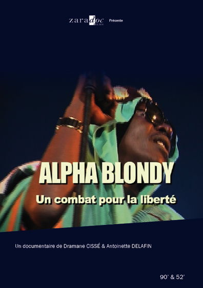 Alpha Blondy. A fight for liberty