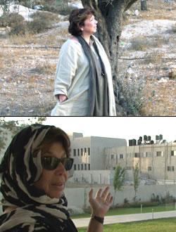 Leila Shahid, l'espoir en exil