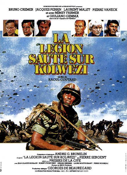 Légion saute sur Kolwezi (La)