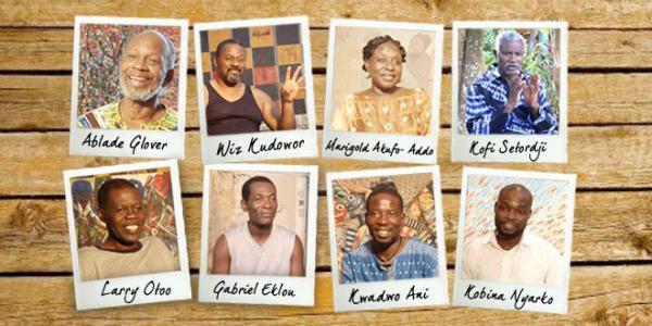 Black Stars of Ghana, Art District (The)