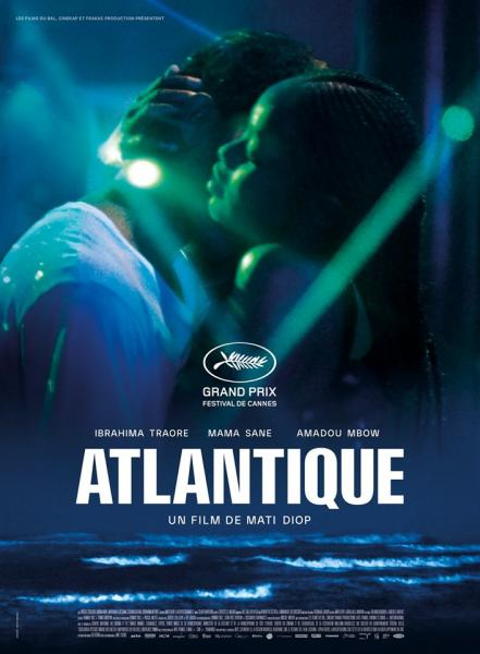 CLINDOEIL-CINEMA - ATLANTIQUE de Mati Diop