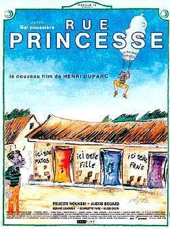 Rue Princesse
