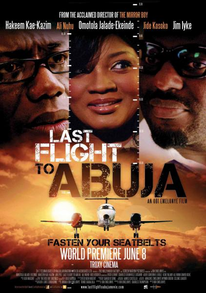 Last Flight to Abuja