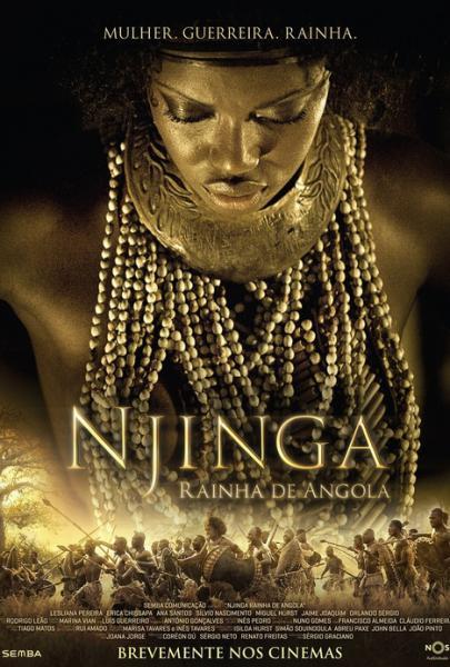 Njinga, Queen of Angola