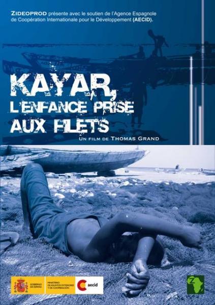 Kayar, l'enfance prise aux filets