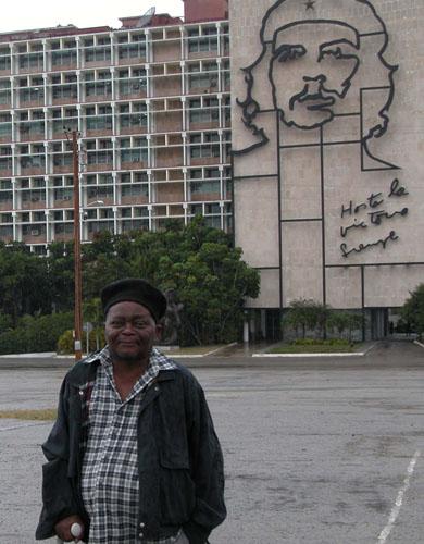 Freddy Ilanga: Che's Swahili Translator