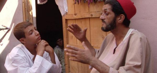 Al-Halqa, In the storyteller's circle