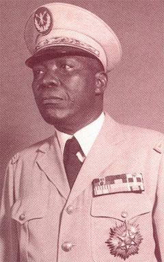Général Lamizana : Histoire d'une vie