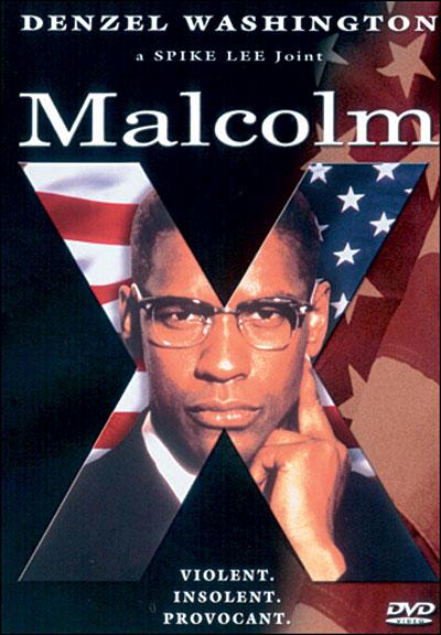 Malcolm X affiche