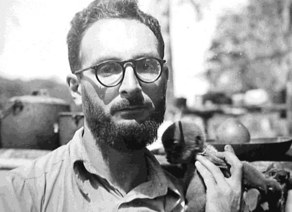 Claude Lévi-Strauss, auprès de l'Amazonie