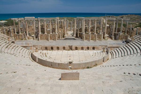 Leptis Magna, un rêve de Rome en Afrique