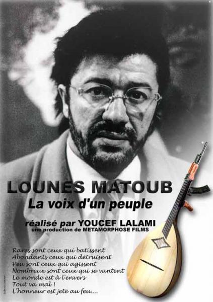 Lounès Matoub, la voix d'un peuple