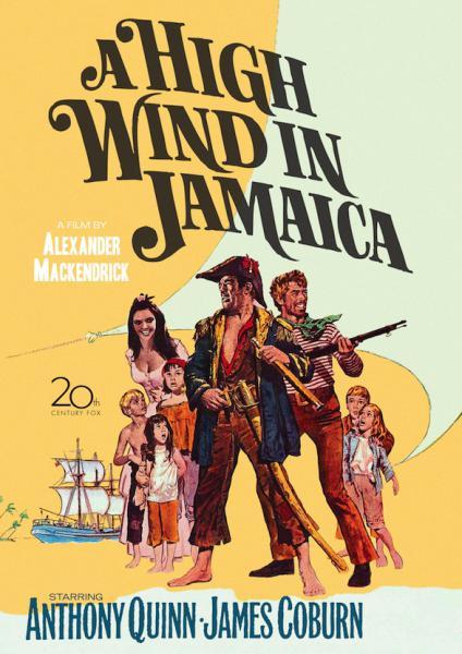 Cyclone à la Jamaïque (A High Wind in Jamaica)