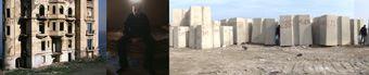 Corps traversés, El-Djazaïr/Les îlots 2006-2007