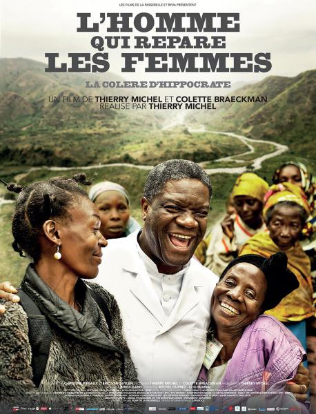 Interdiction du film MUKWEGE - Baîllonner la parole des [...]