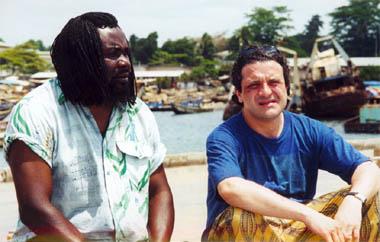 Voyage à Ouaga