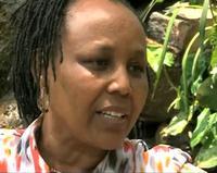 Monica Wangu Wamwere. The unbroken spirit
