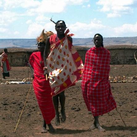Really Hard be a Good Masai