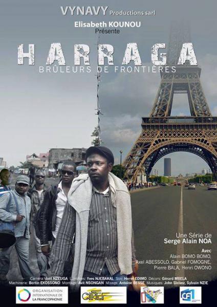 Harraga - brûleurs de frontières
