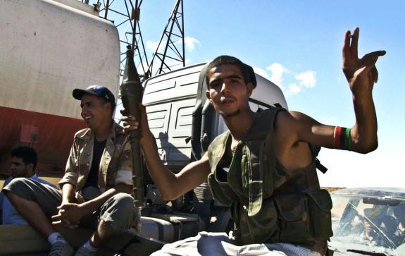 Libya Hurra (Free Libya)