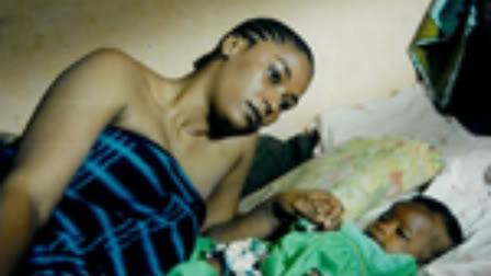 Den Baya, l'amour maternel
