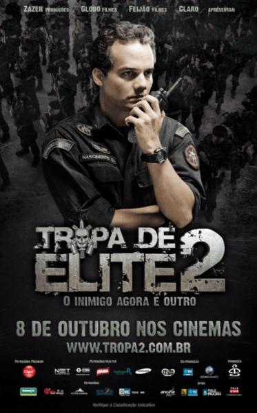Elite Squad 2 (Tropa de Elite 2)