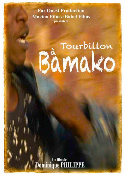 Remolino en Bamako
