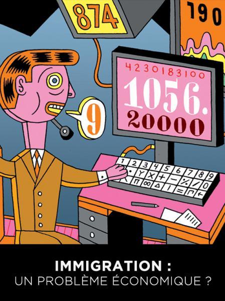 Déchiffrage - L'immigration, un problème économique ?