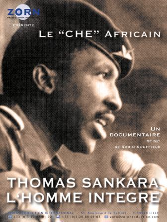 Thomas Sankara, l'homme intègre