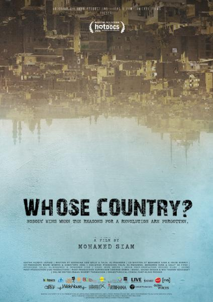 Whose country?