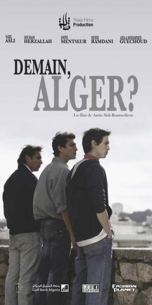 Tomorrow, Algiers?