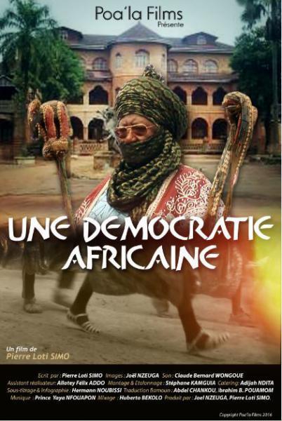 Une démocratie Africaine
