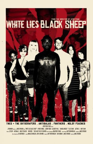 White Lies Black Sheep