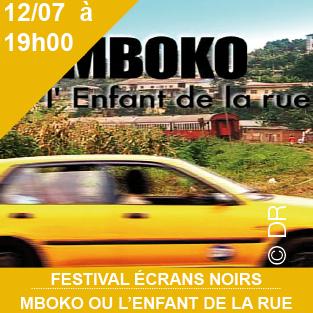 Mboko ou l'enfant de la rue